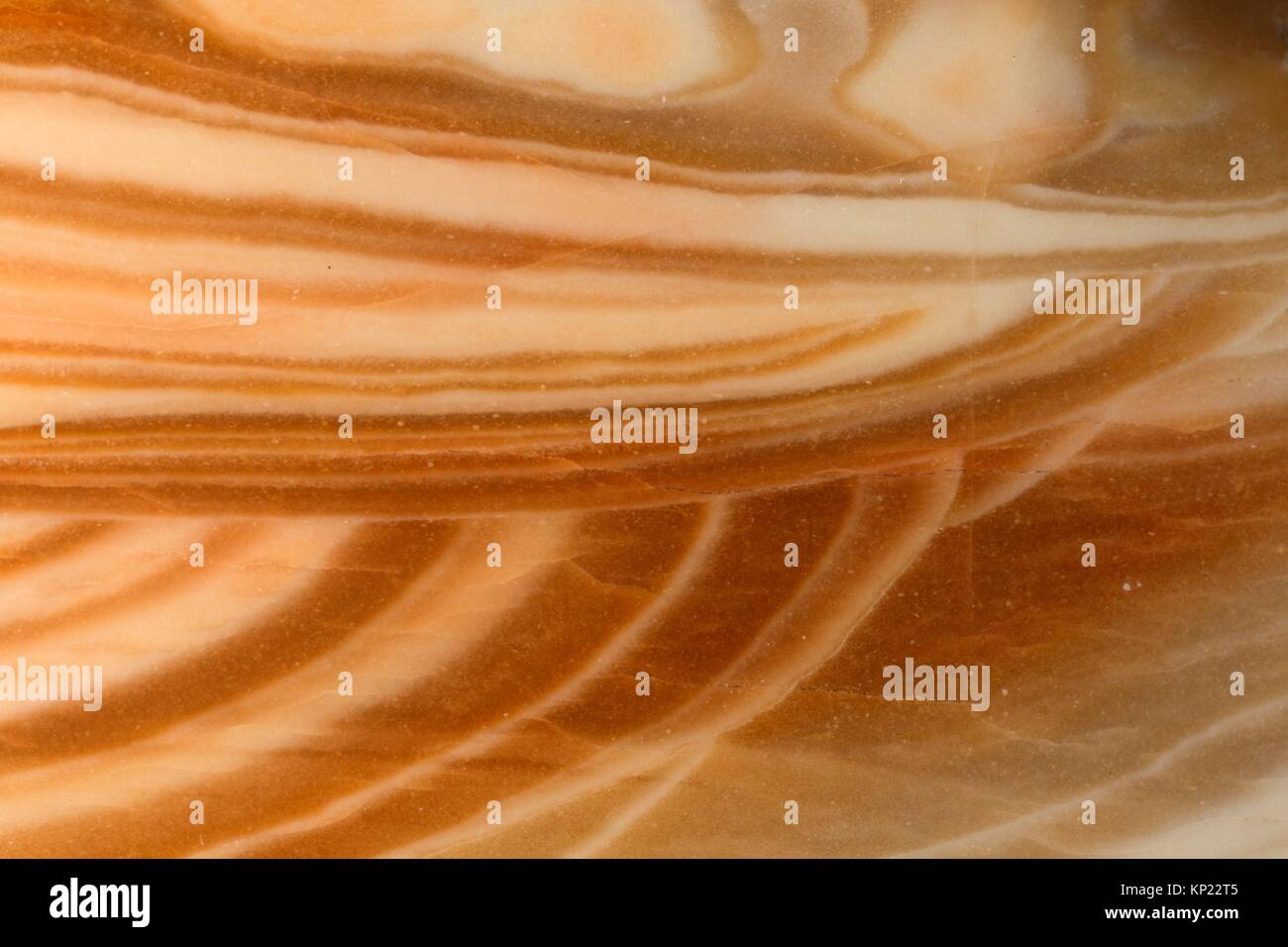 Polish flint. - Stock Image