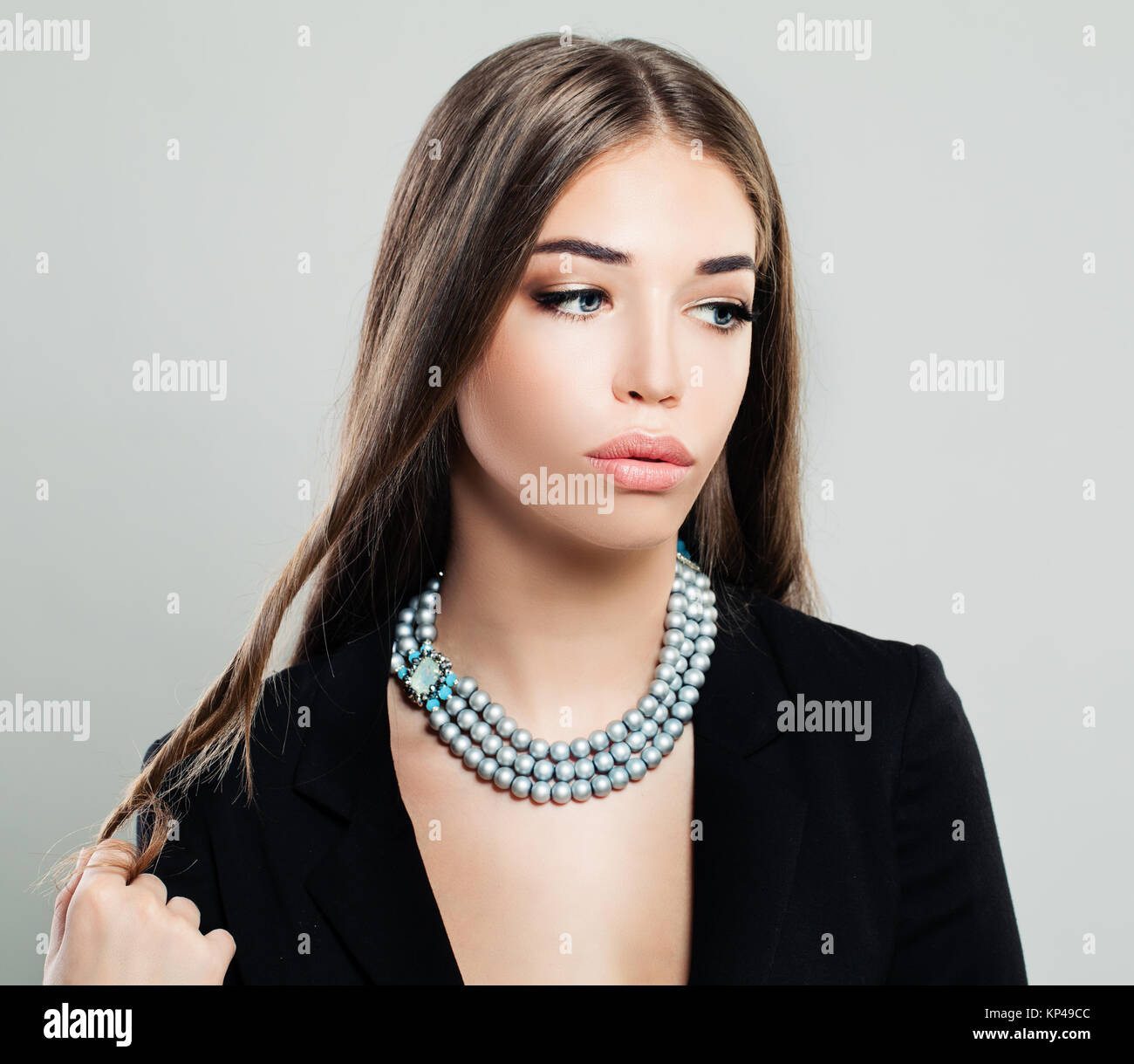 Fashion Teen Model Jewelry Stock Photos & Fashion Teen ...