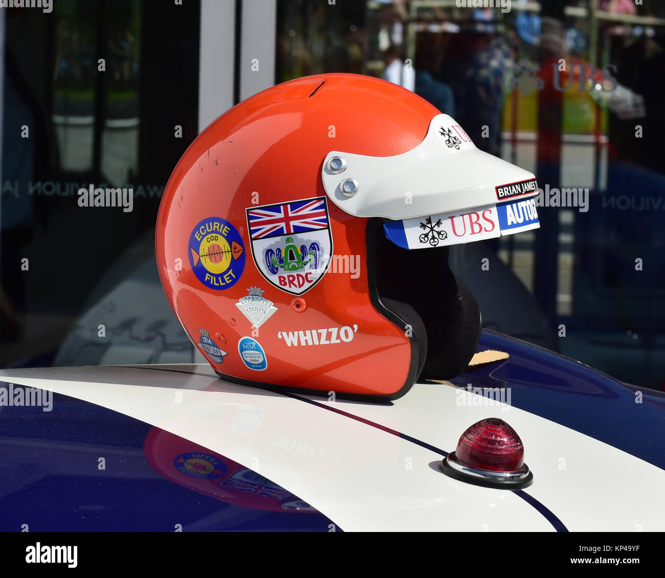 Barrie 'Whizzo' Williams, Goodwood Revival 2015,  60's, 1960's, 2015, Chris McEvoy, circuit racing, CJM Photography, classic cars, Fifties, Goodwood,  Stock Photo