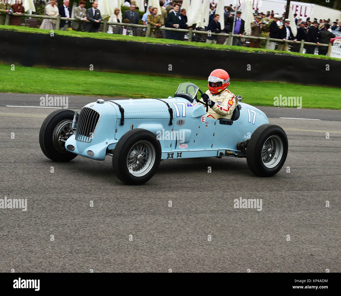 Barrie Williams, Parnell-MG, Whizzo, Goodwood Revival 2015, 50's, 2015, Chris McEvoy, CJM Photography, classic cars, Stock Photo