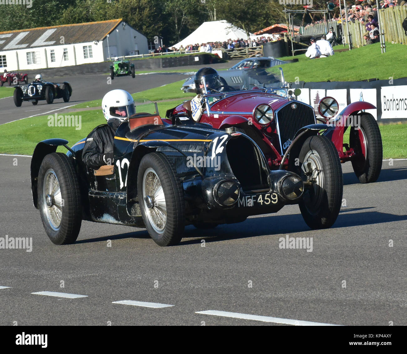 Tim Dutton, Bugatti Type 59, MFF 459, Martin Halusa, Alfa