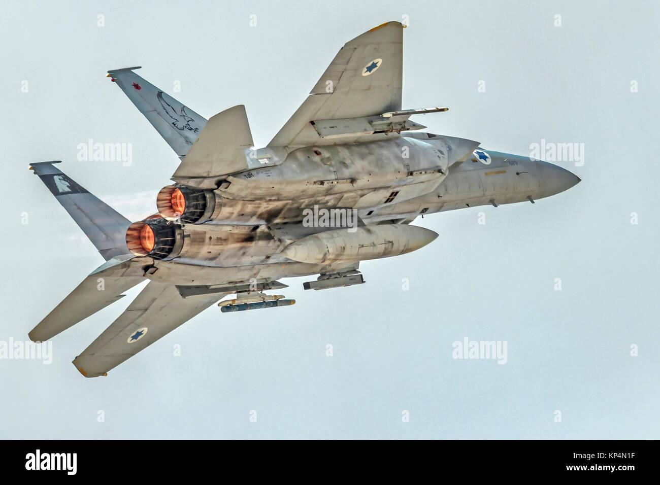 israeli air force iaf mcdonnell douglas stock photos & israeli air