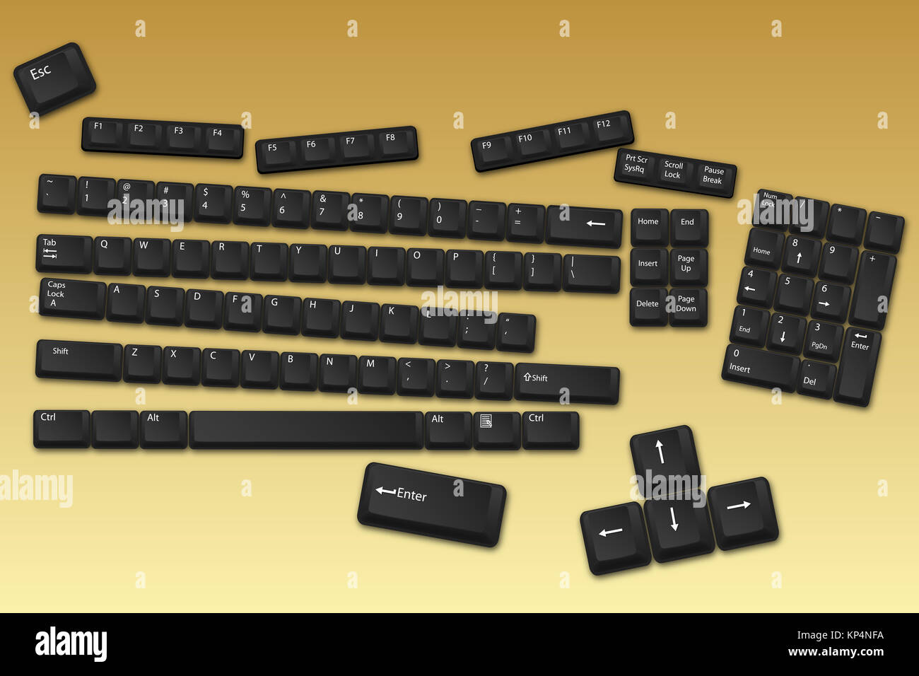 Images - Asterisk keyboard