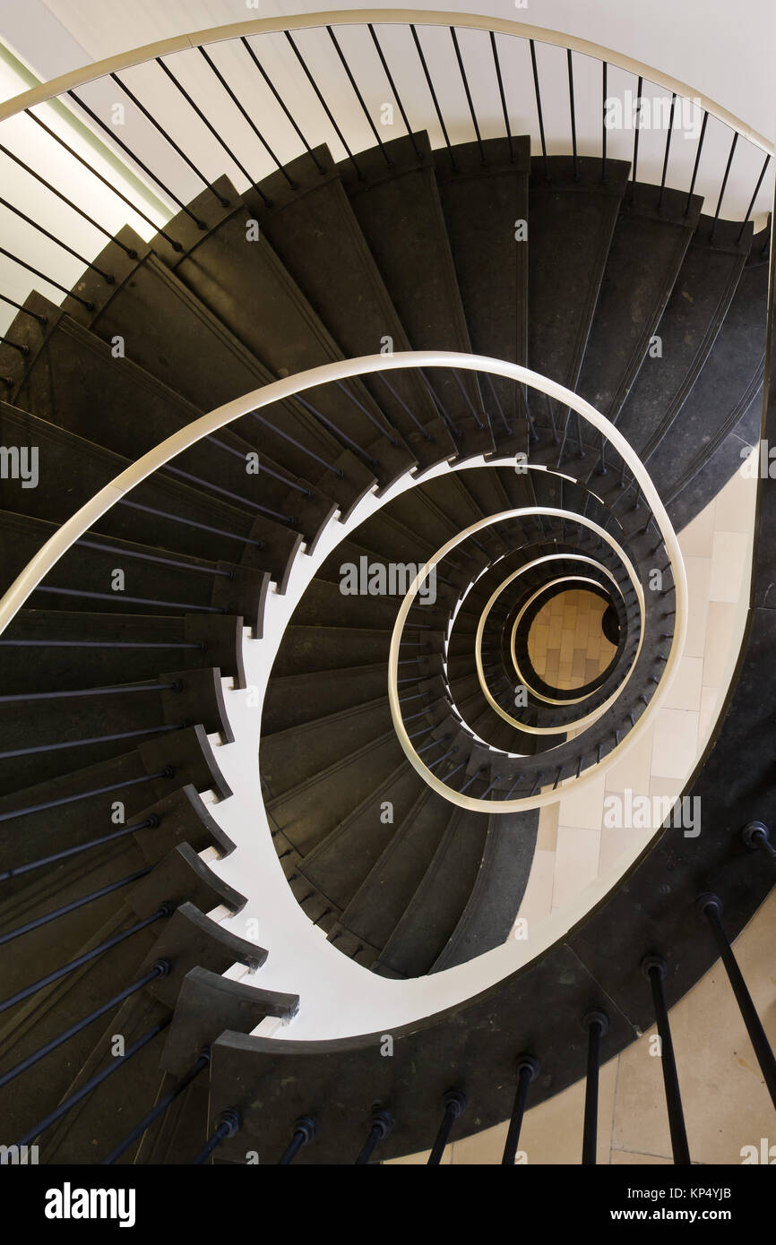 Treppe Hannover - Stock Image