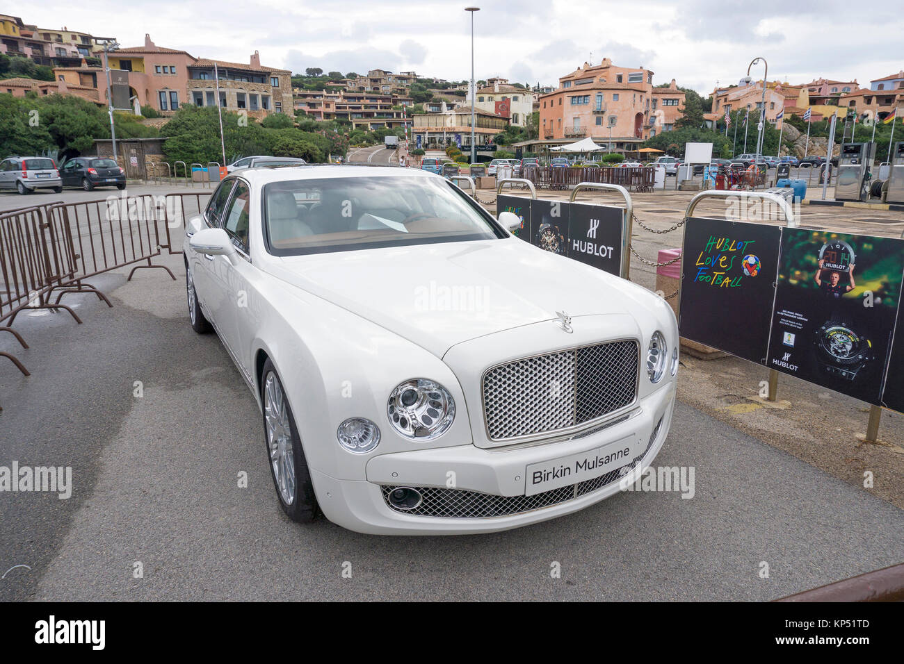 The Bentley Mulsanne S Very Limited: Mulsanne Stock Photos & Mulsanne Stock Images