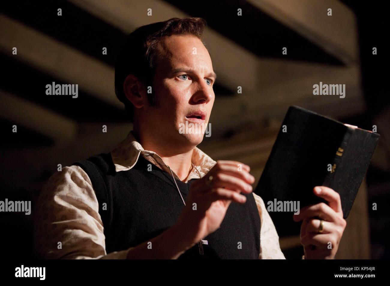 THE CONJURING (2013)  PATRICK WILSON  JAMES WAN (DIR)  NEW LINE CINEMA/MOVIESTORE COLLECTION LTD Stock Photo