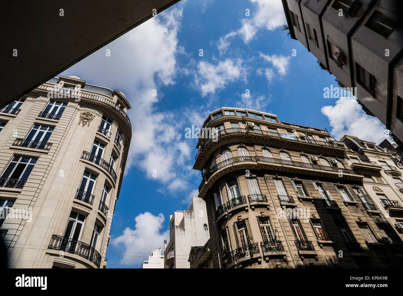 Downtown (El Centro), Buenos Aires, Argentina, South America. Stock Photo