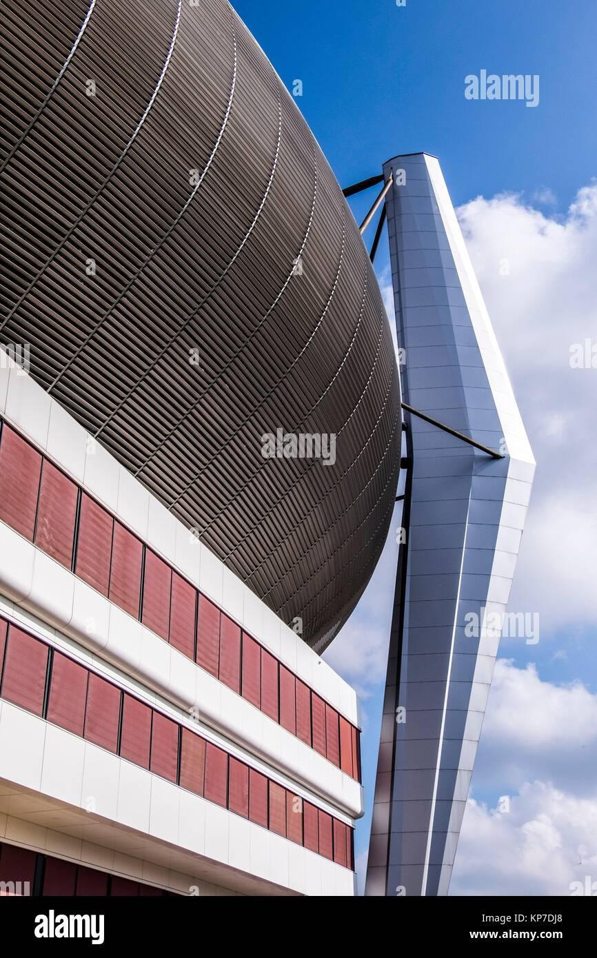 Philips Stadion, Eindhoven, The Netherlands, Europe. - Stock Image