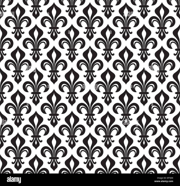 Royal Heraldic Lilies Fleur De Lis Wallpaper Background
