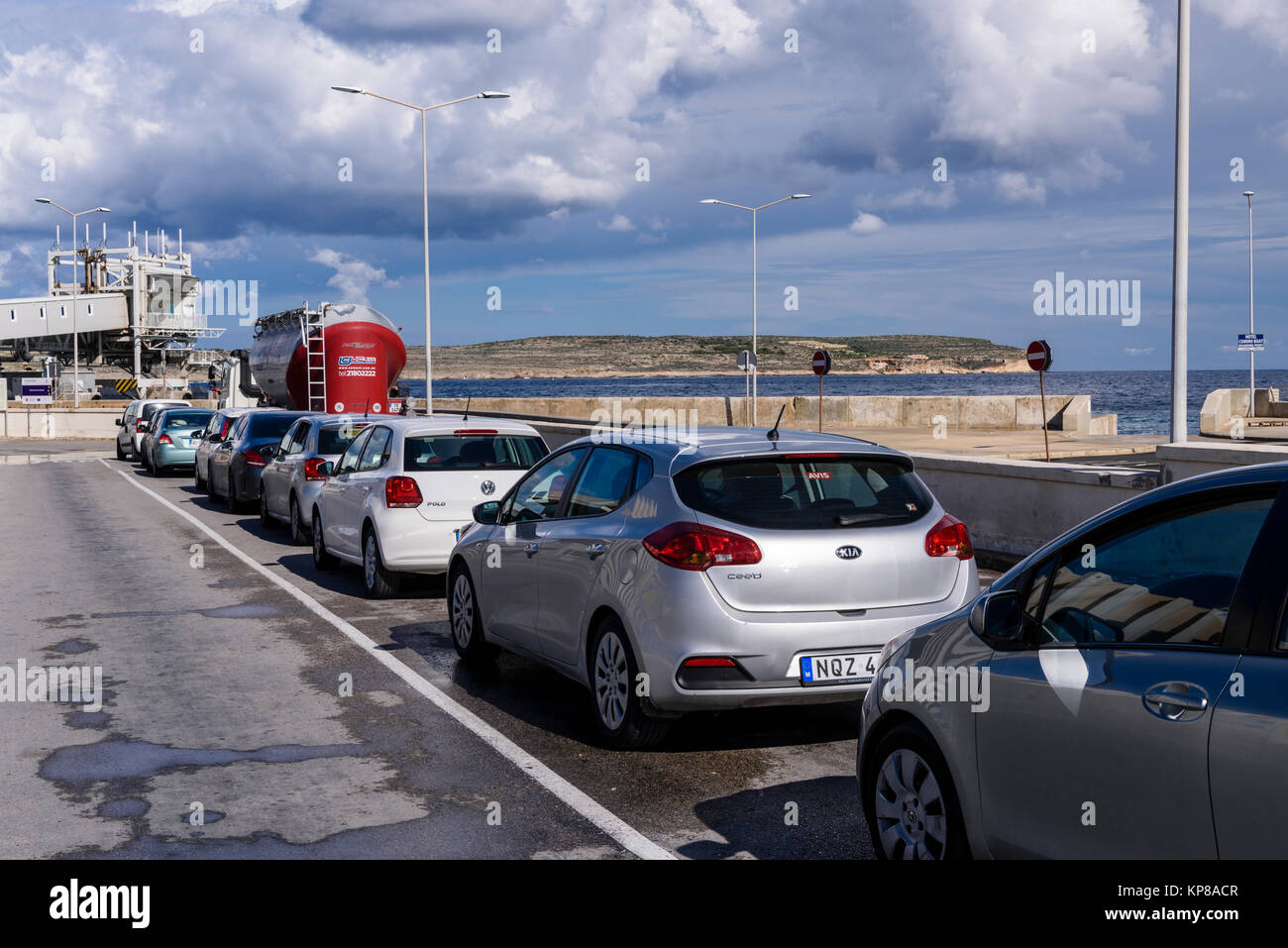 Car Parking Oban Ferry Terminal