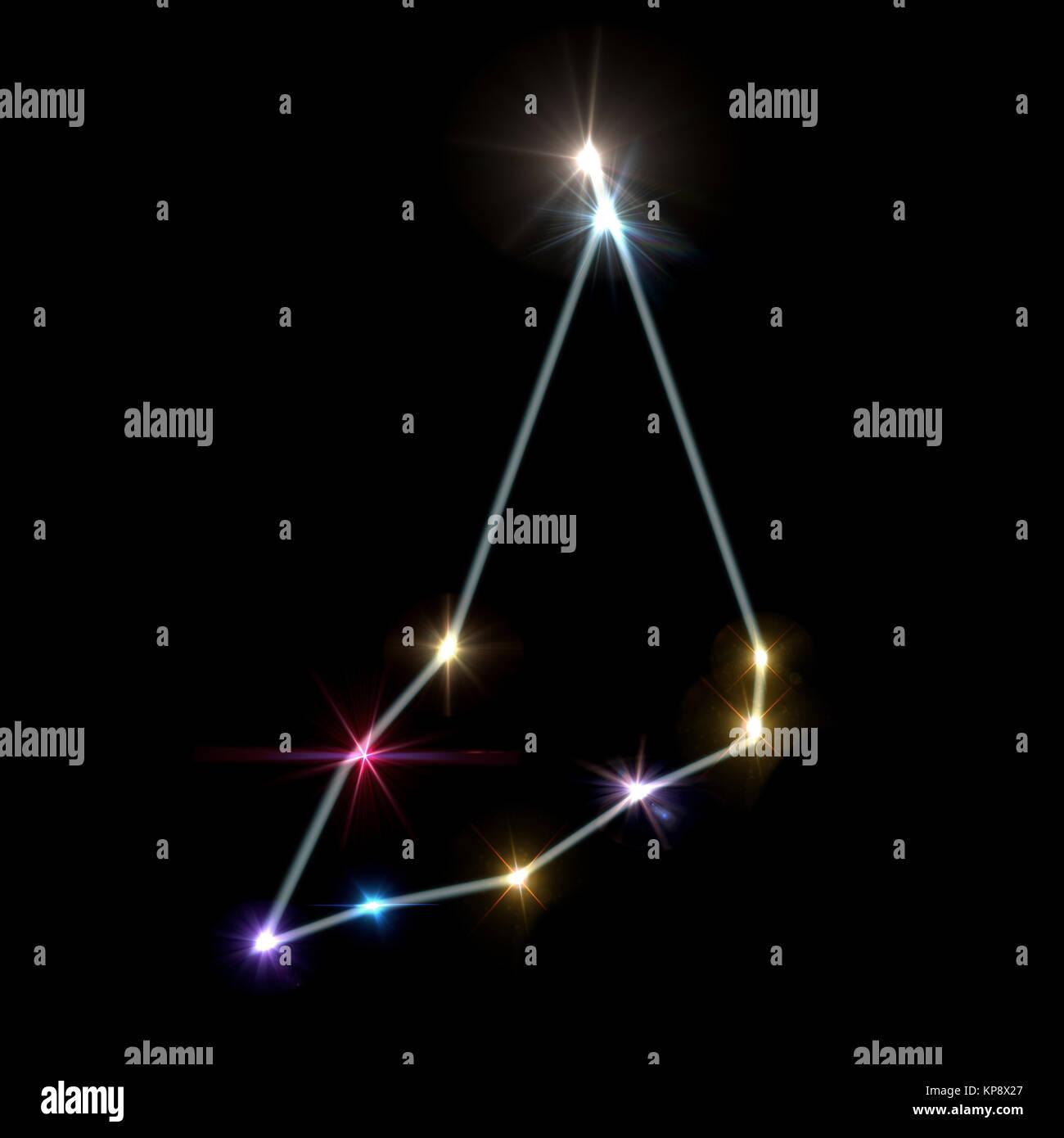 Zodiac Chart Stock Photos & Zodiac Chart Stock Images - Alamy