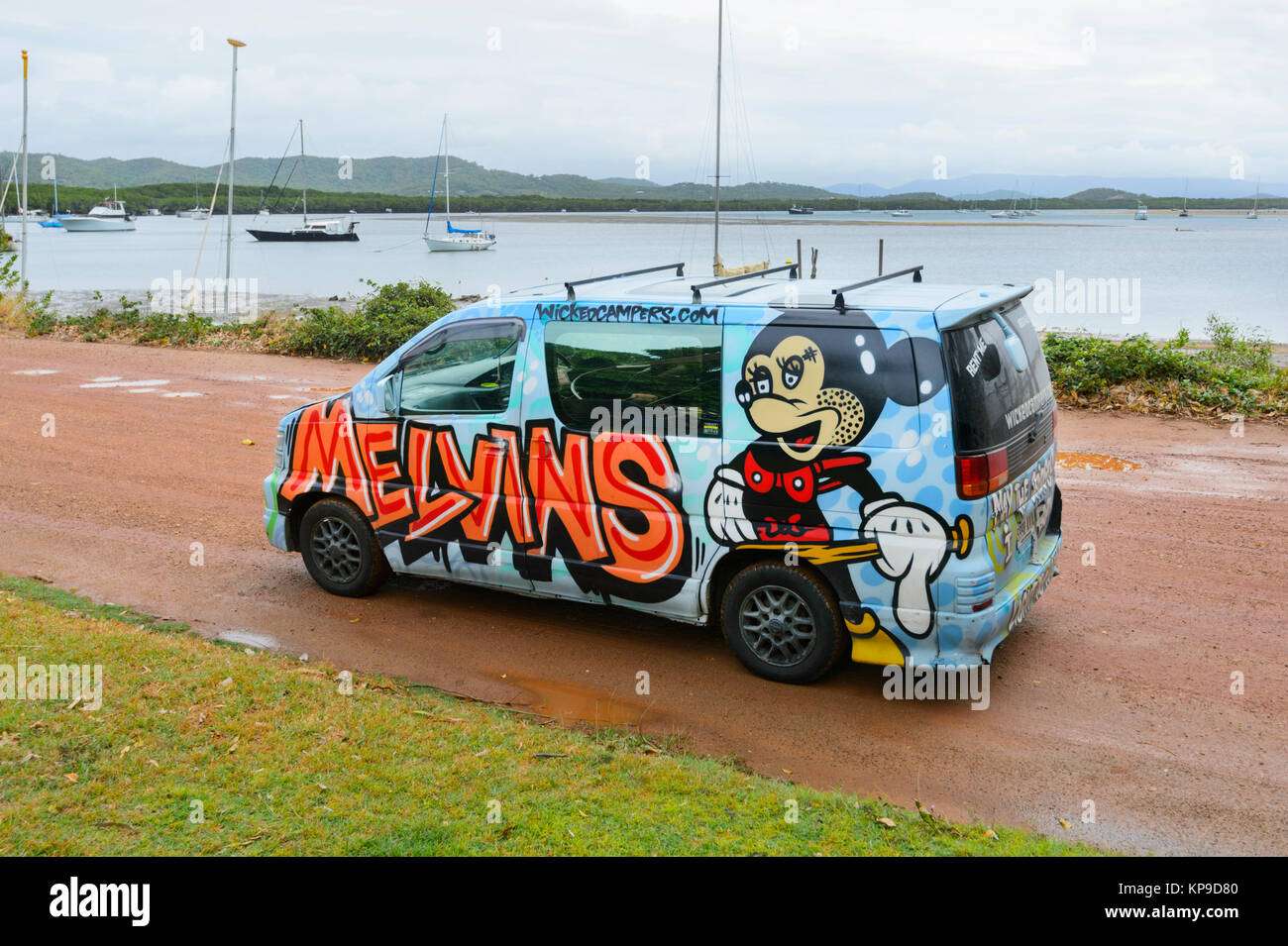 0f72570f4c Wicked Campers Stock Photos   Wicked Campers Stock Images - Alamy