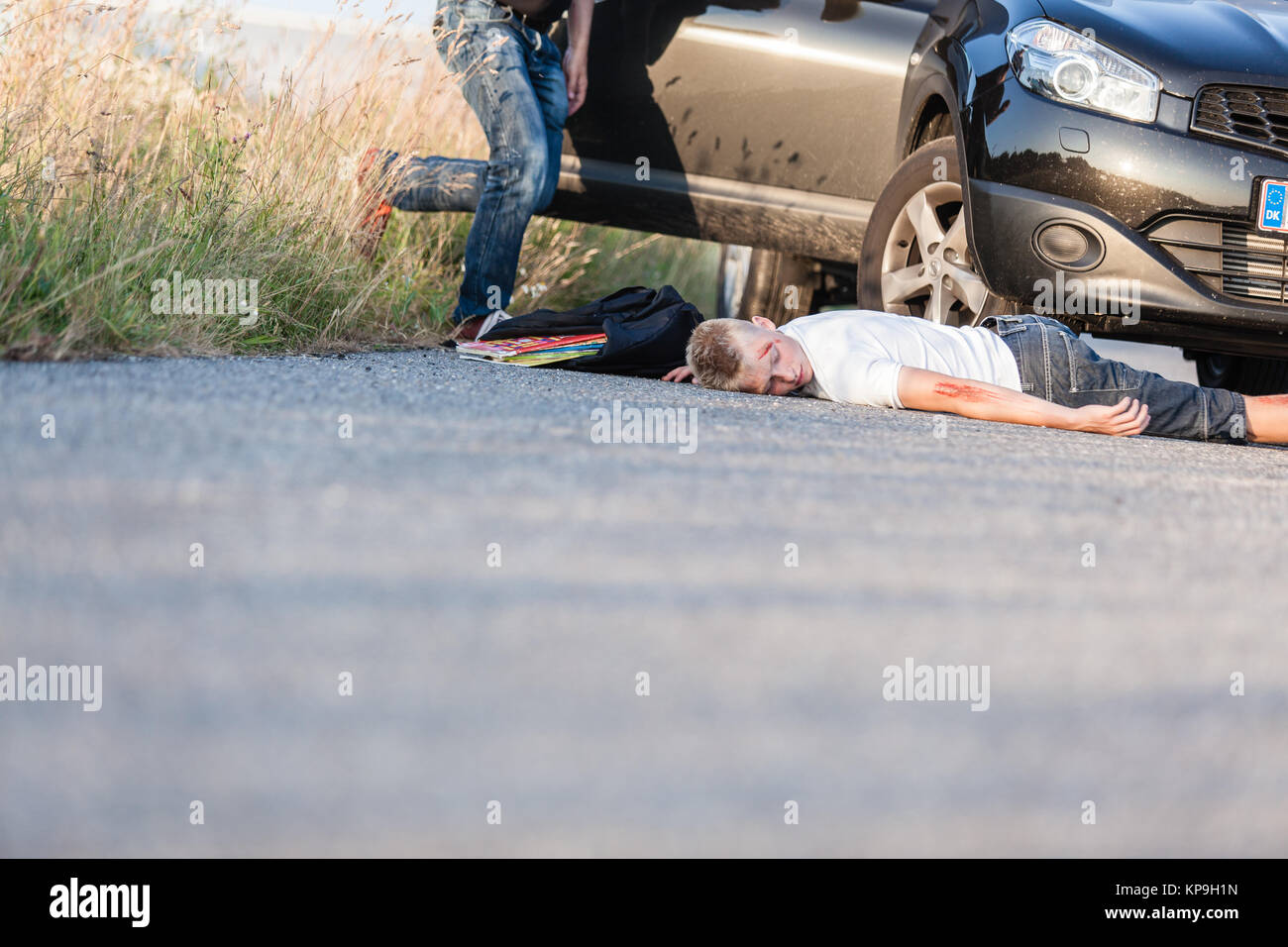 Road Traffic Injury Stock Photos & Road Traffic Injury Stock Images ...