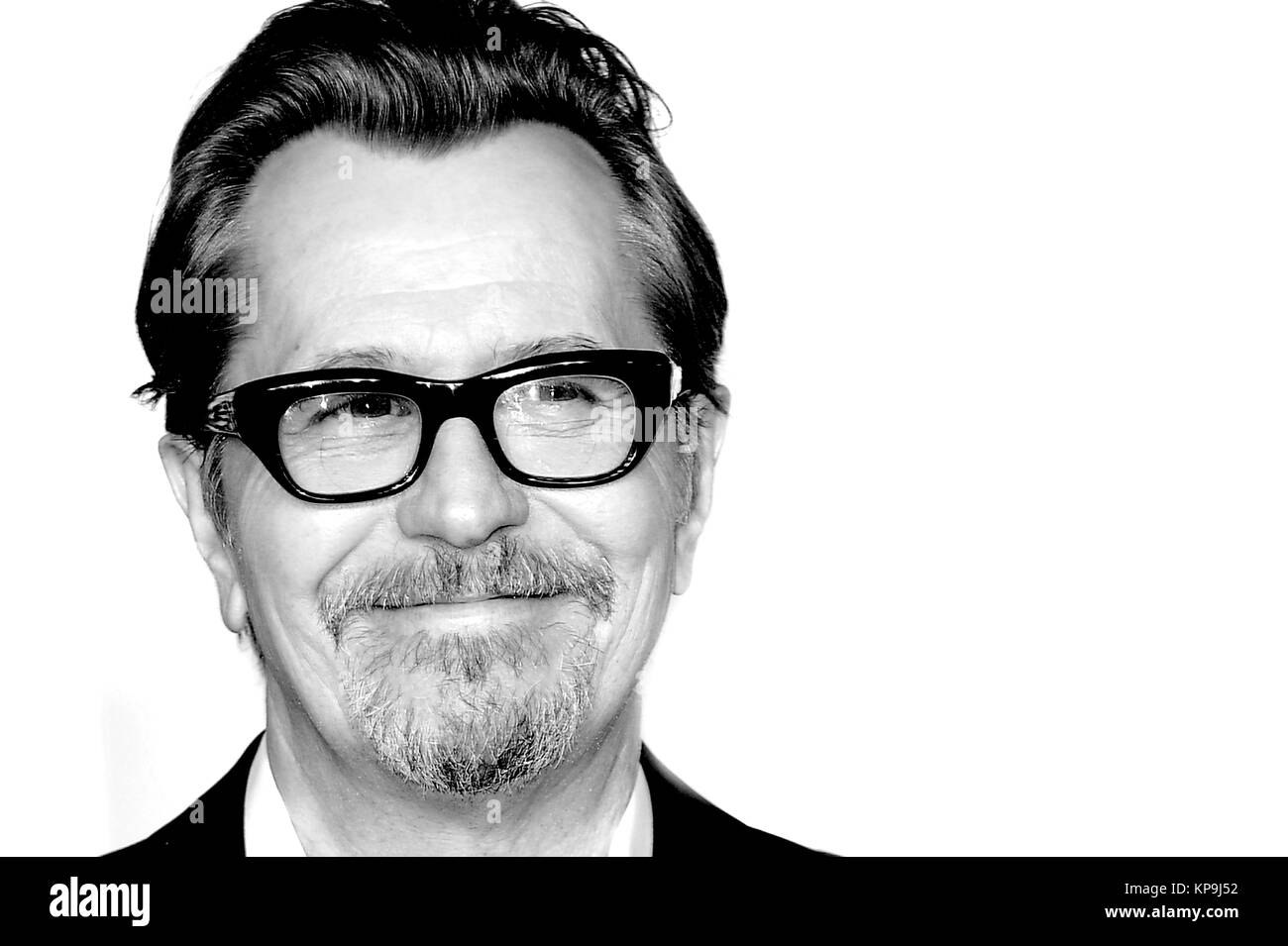 Gary oldman attends the uk premiere of darkest hour at odeon leicester square in london