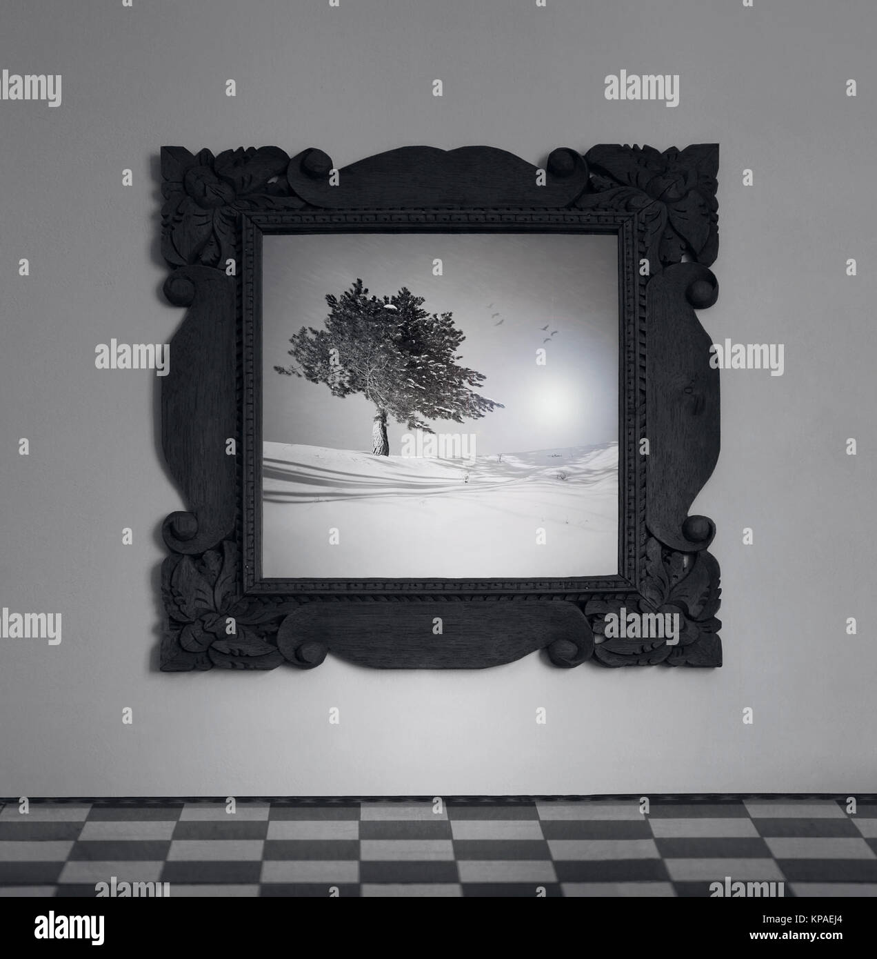 Snow White Mirror Mirror On The Wall Stock Photos Snow White
