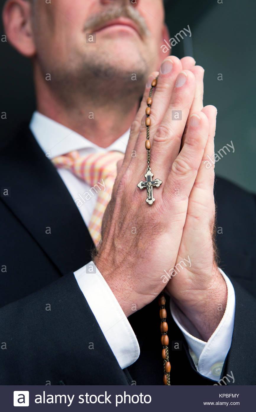 Christ Praying Stock Photos & Christ Praying Stock Images - Alamy