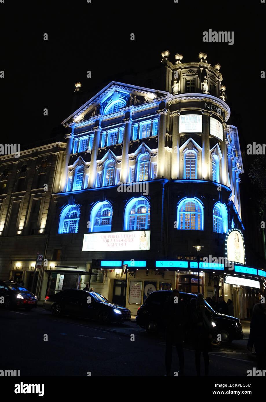 Novello Theatre London England UK