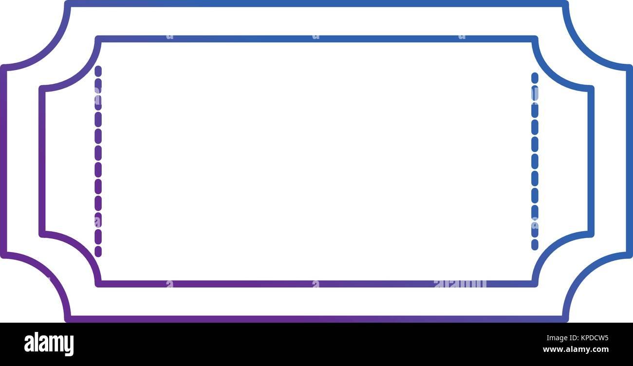 raffle ticket stock vector images alamy