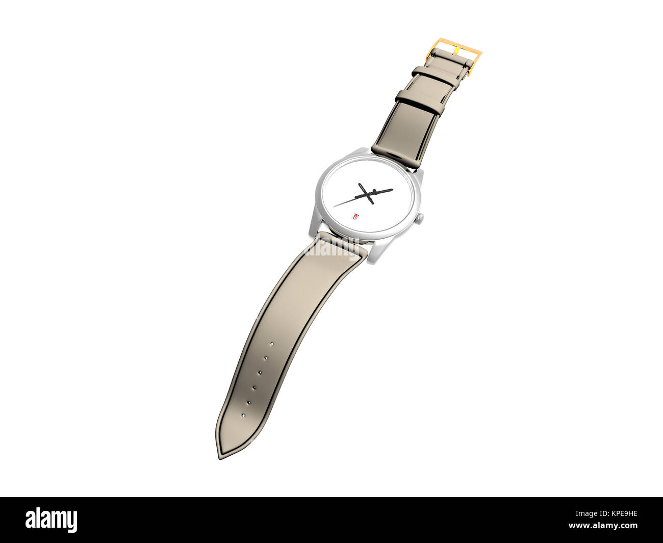 exempted watch - Stock Image