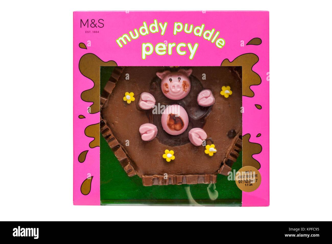 Muddy S Cake