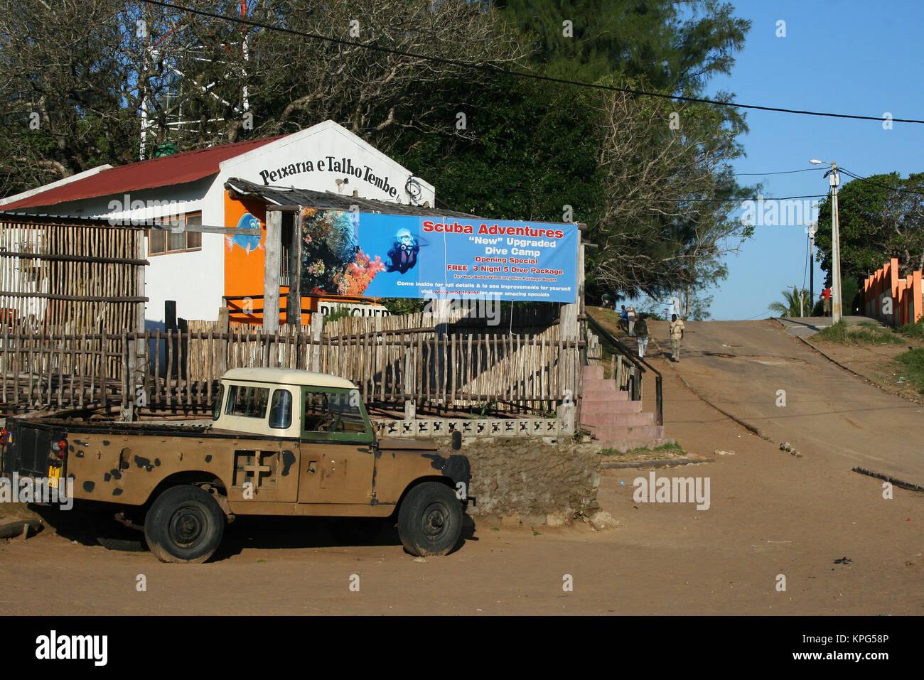 Mozambique Diving Stock Photos & Mozambique Diving Stock