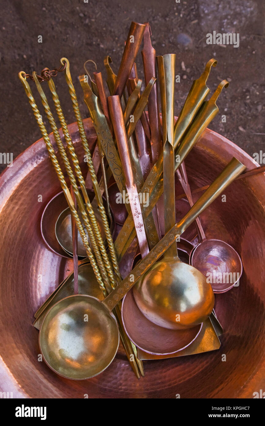 Brass Market Vendor Stock Photos Amp Brass Market Vendor