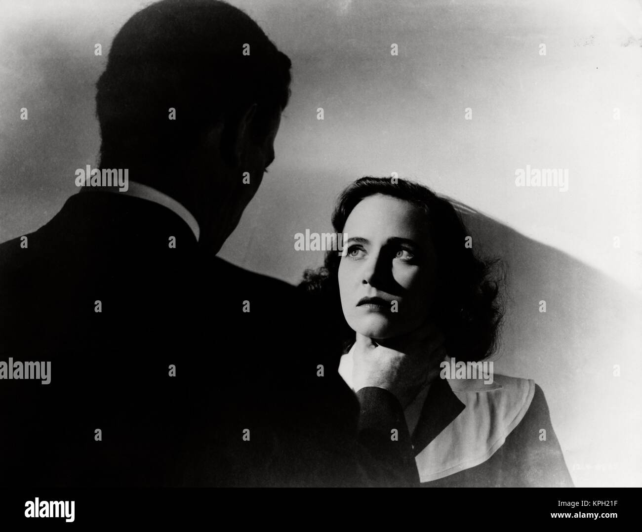 Shadow of a Doubt - Stock Image