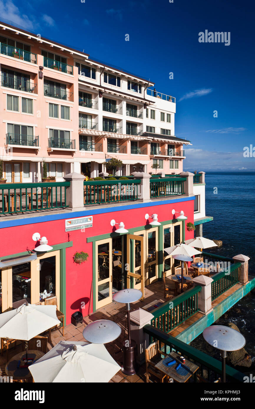 Monterey Plaza Hotel Cannery Row High Resolution Stock Photography And Images Alamy