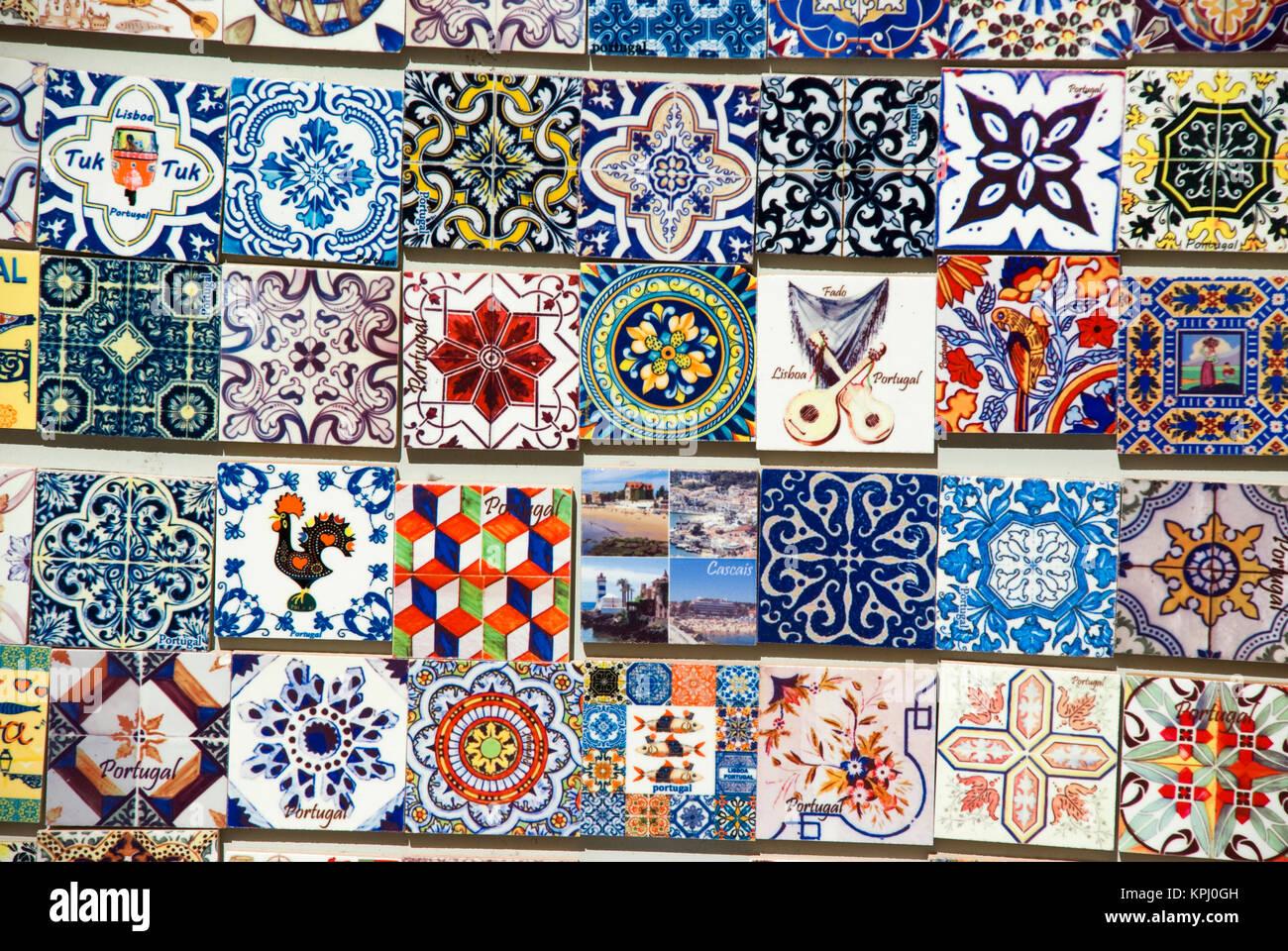 Portugiesische Fliesen Stock Photos Portugiesische Fliesen Stock - Portugiesische fliesen azulejos