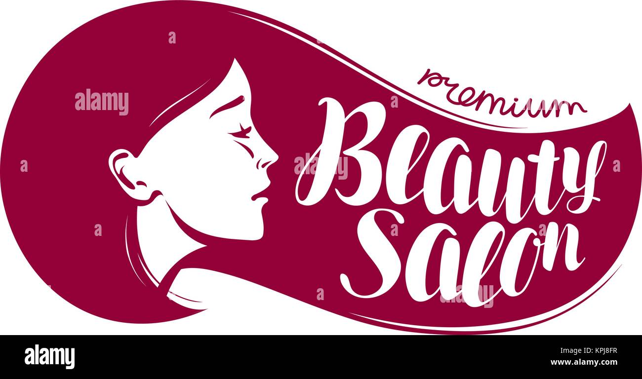 Beauty Salon Logo High Resolution Stock Photography And Images Alamy