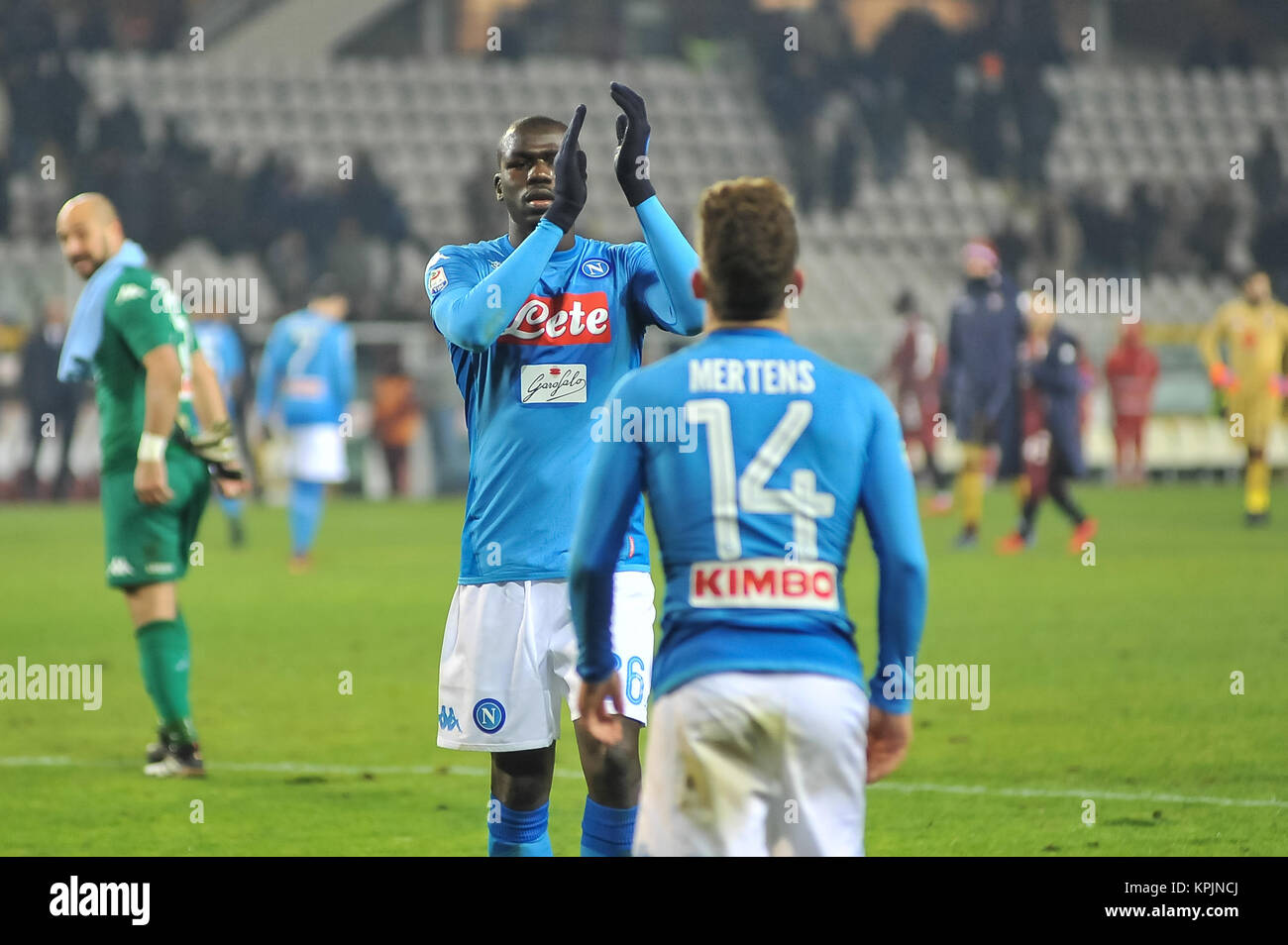 Kalidou Koulibaly High Resolution Stock Photography And Images Alamy