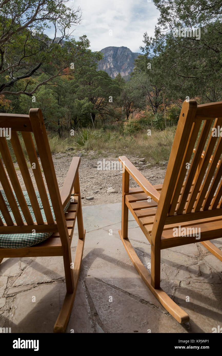 Incredible Guadalupe Mountains National Park Texas Rocking Chairs On Unemploymentrelief Wooden Chair Designs For Living Room Unemploymentrelieforg