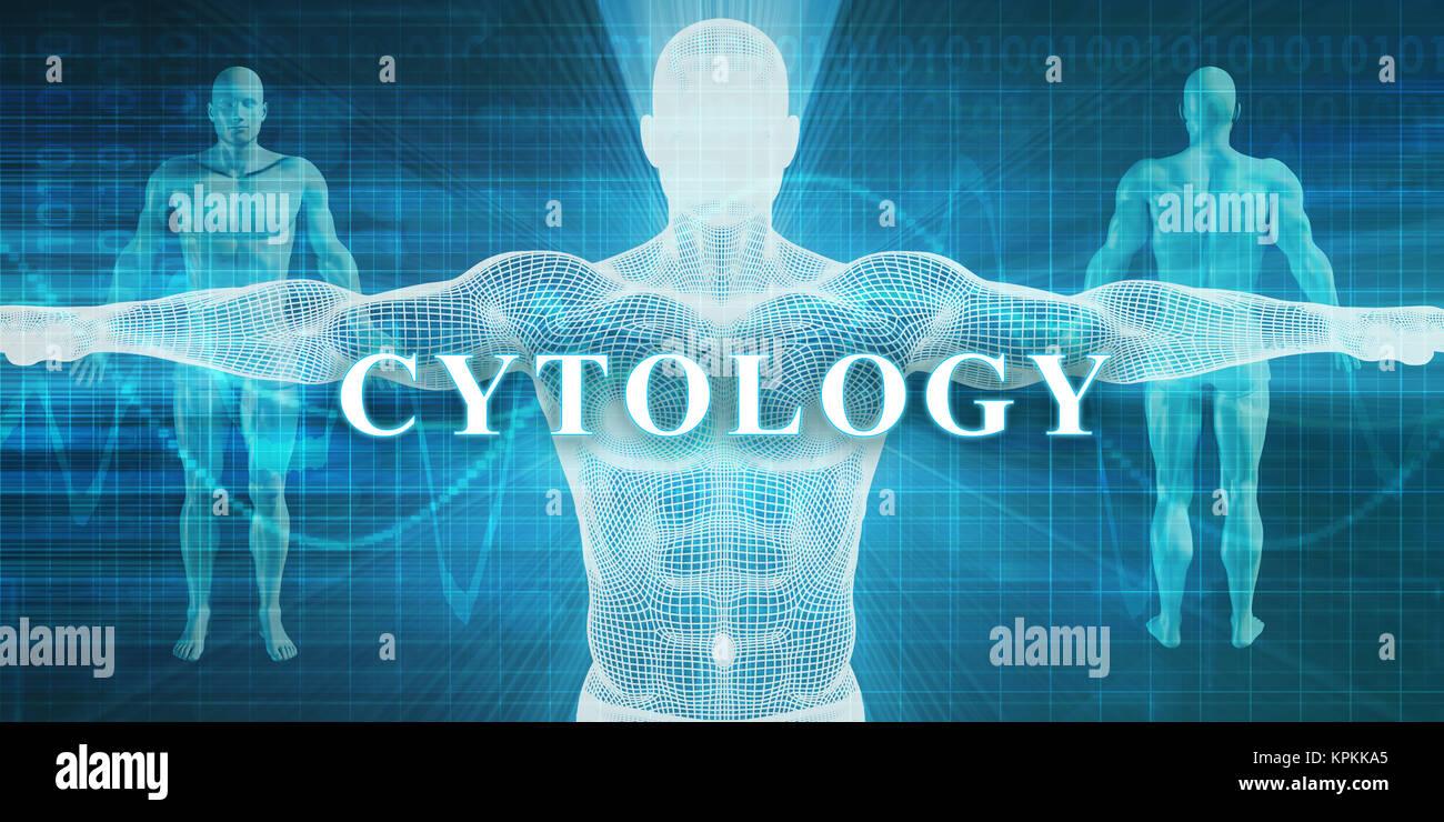 Cytology Stock Photo