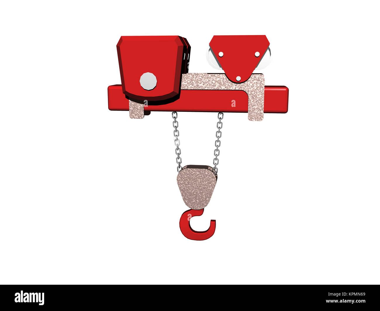 optional steel harten - Stock Image