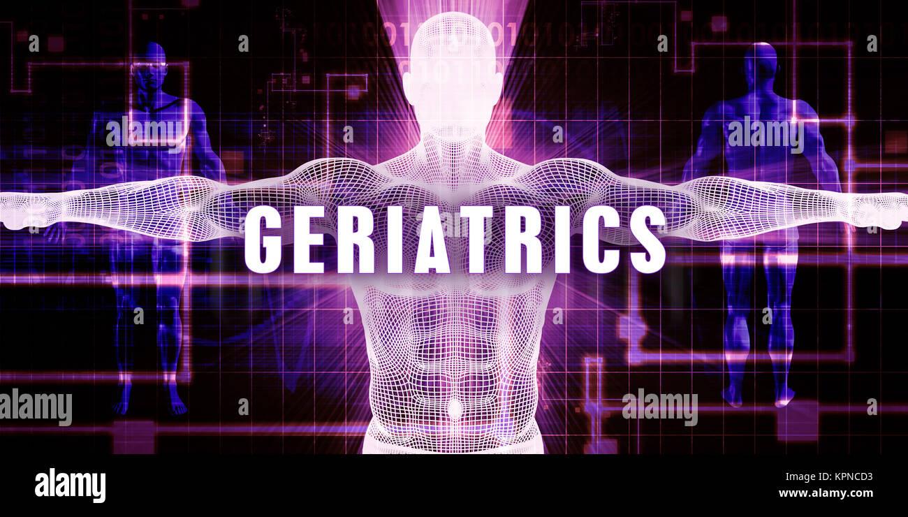 Geriatrics - Stock Image