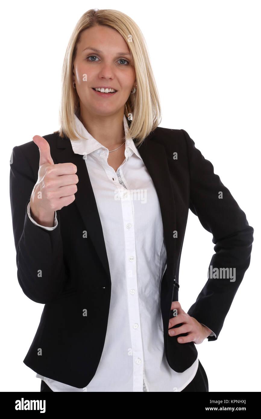 Businesswoman Suit Secretary Boss Business Woman Standing