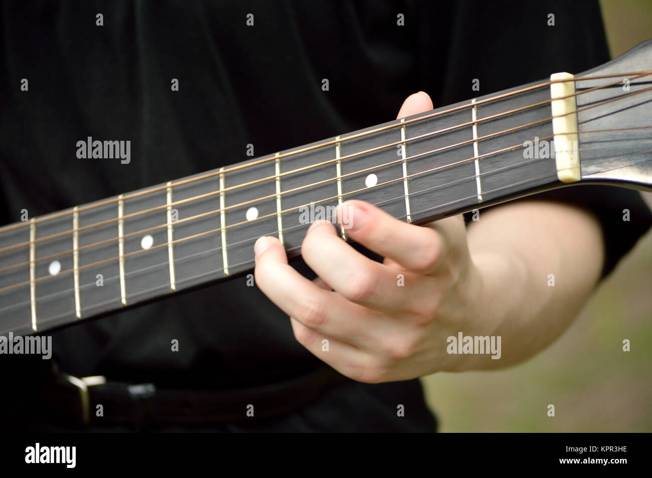 E Guitar Chord Stock Photos E Guitar Chord Stock Images Alamy