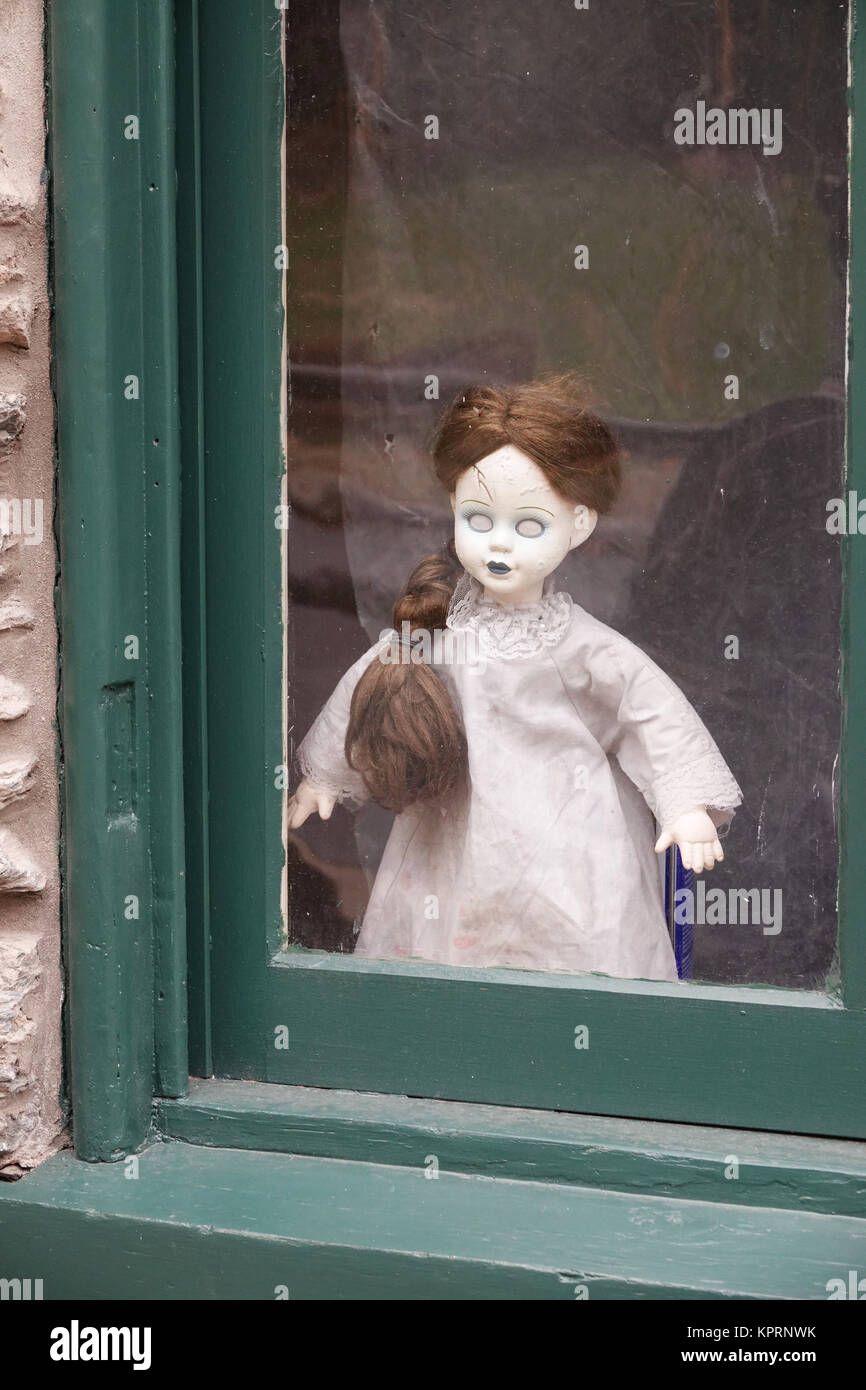 scary doll stock photos & scary doll stock images - alamy