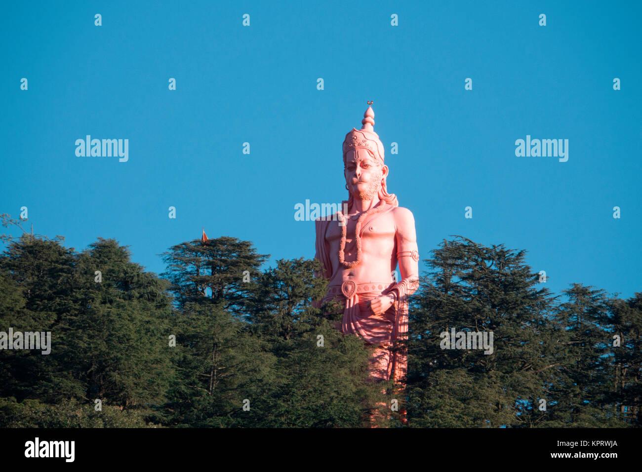 Hanuman Statue Stock Photos & Hanuman Statue Stock Images - Alamy