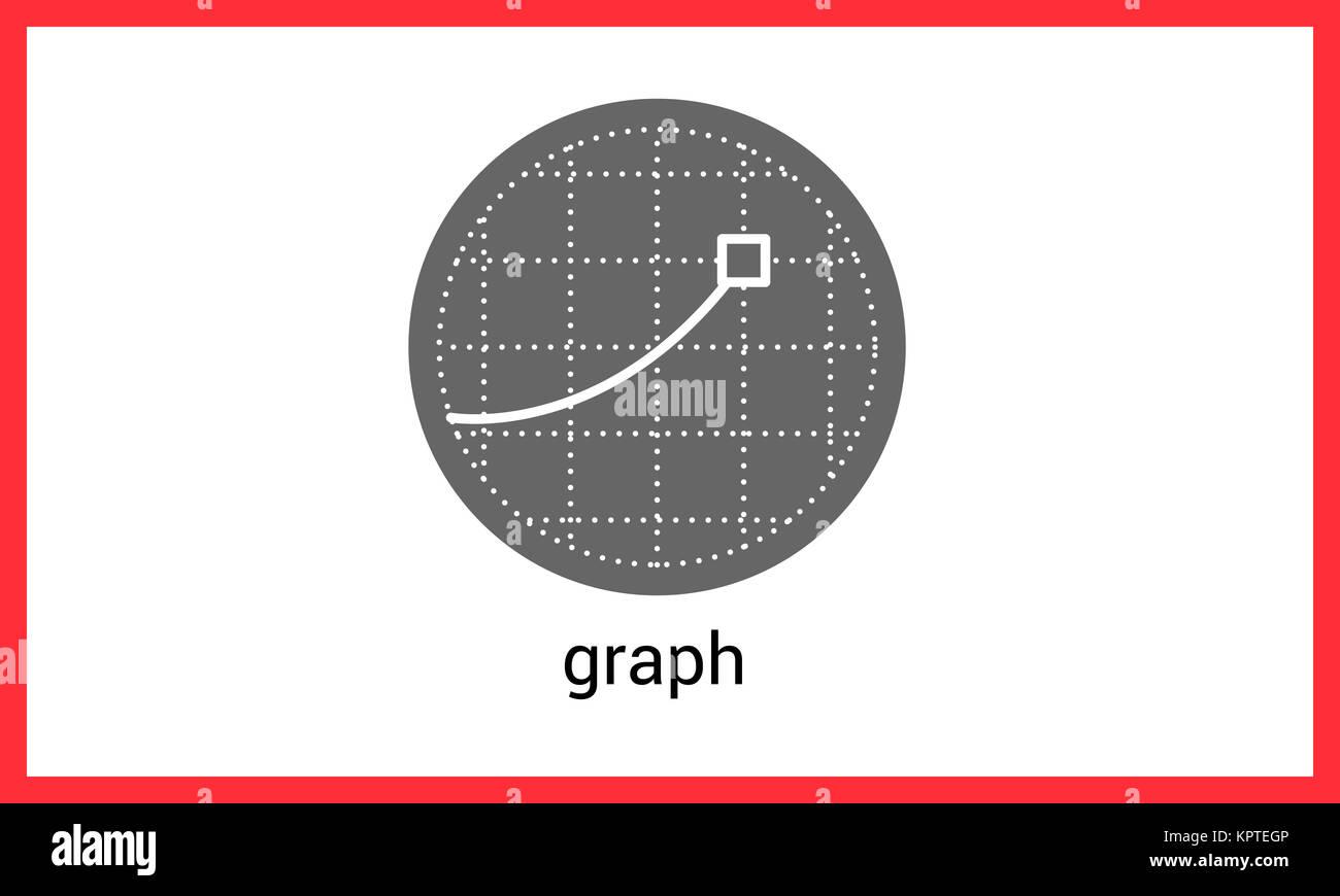 Graph contour outline vector icon diagram linear pictogram stock graph contour outline vector icon diagram linear pictogram ccuart Images