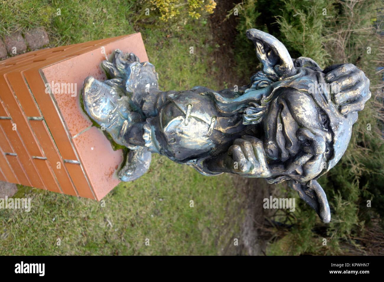 polish troll - Stock Image
