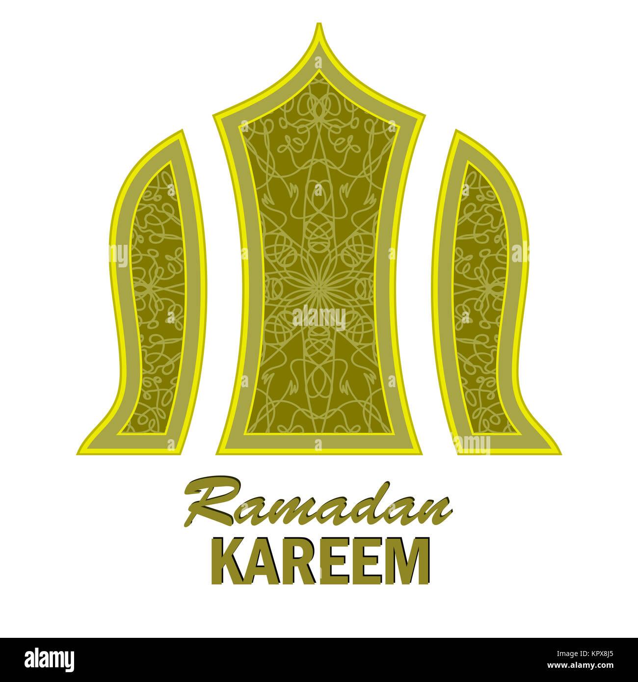 Ramadan greeting stock photos ramadan greeting stock images alamy ramadan greeting card stock image kristyandbryce Image collections