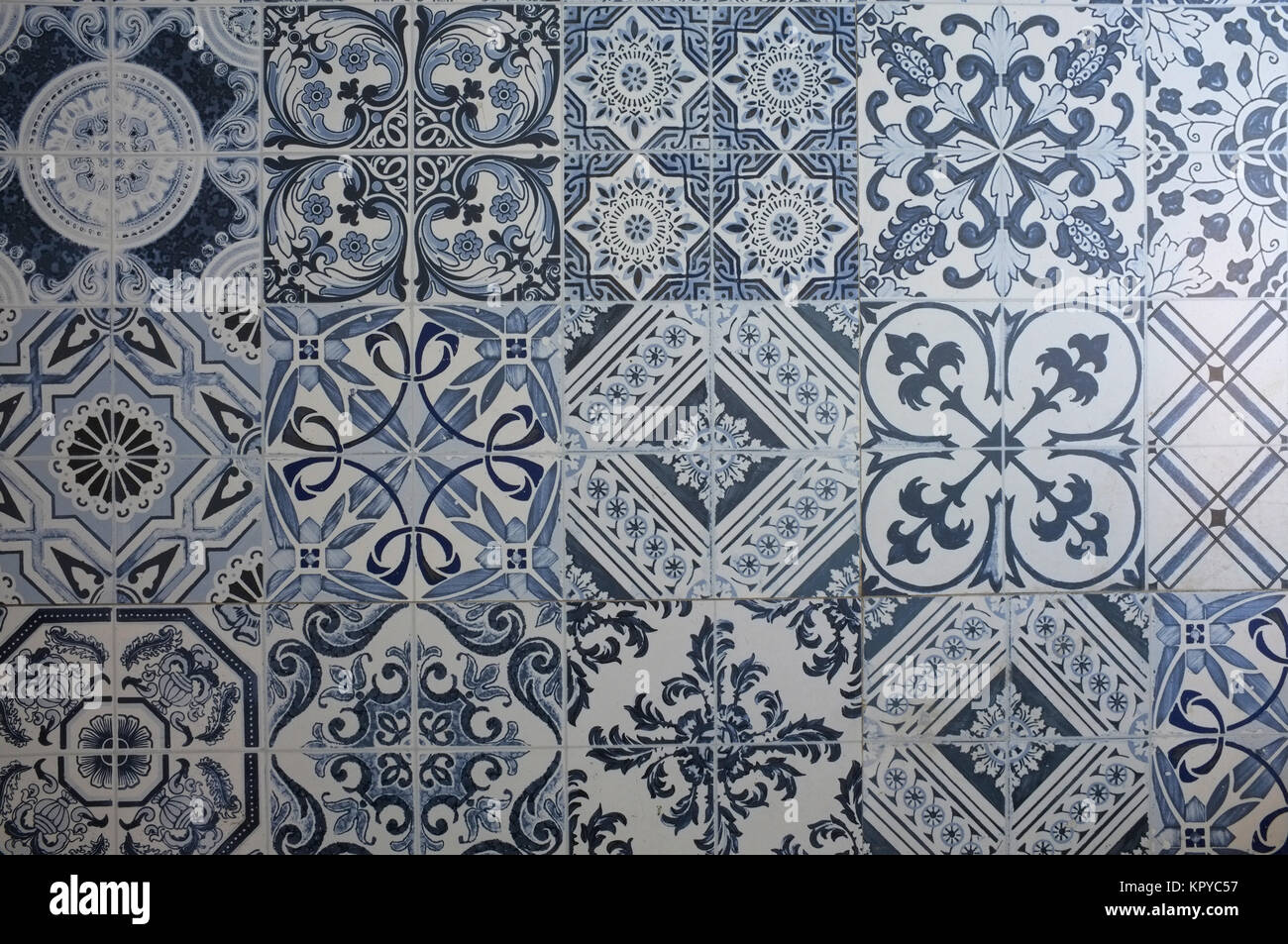 Traditional Morocco Ceramic Tiles Stock Photos & Traditional Morocco ...
