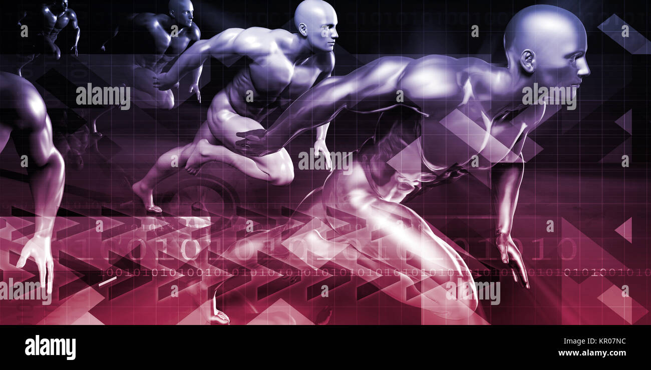 Science Research - Stock Image