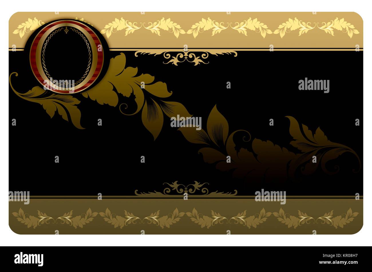 Decorative vintage background with floral patterns and ornaments for decorative vintage background with floral patterns and ornaments for the design of business card colourmoves
