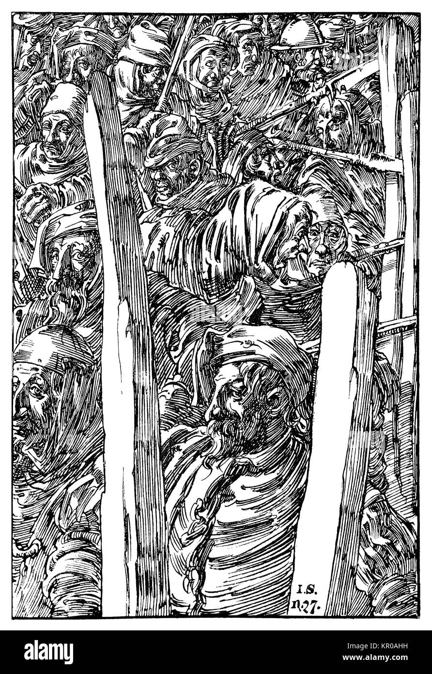 крестианская война в германии томас монсер