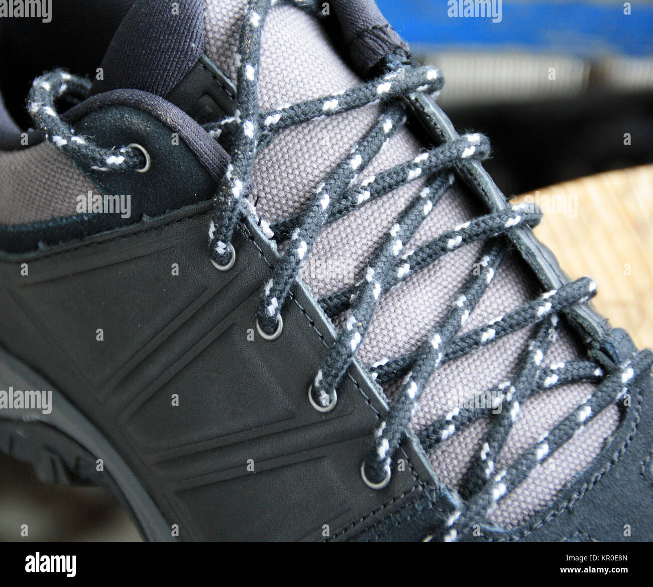 lacing Stock Photo