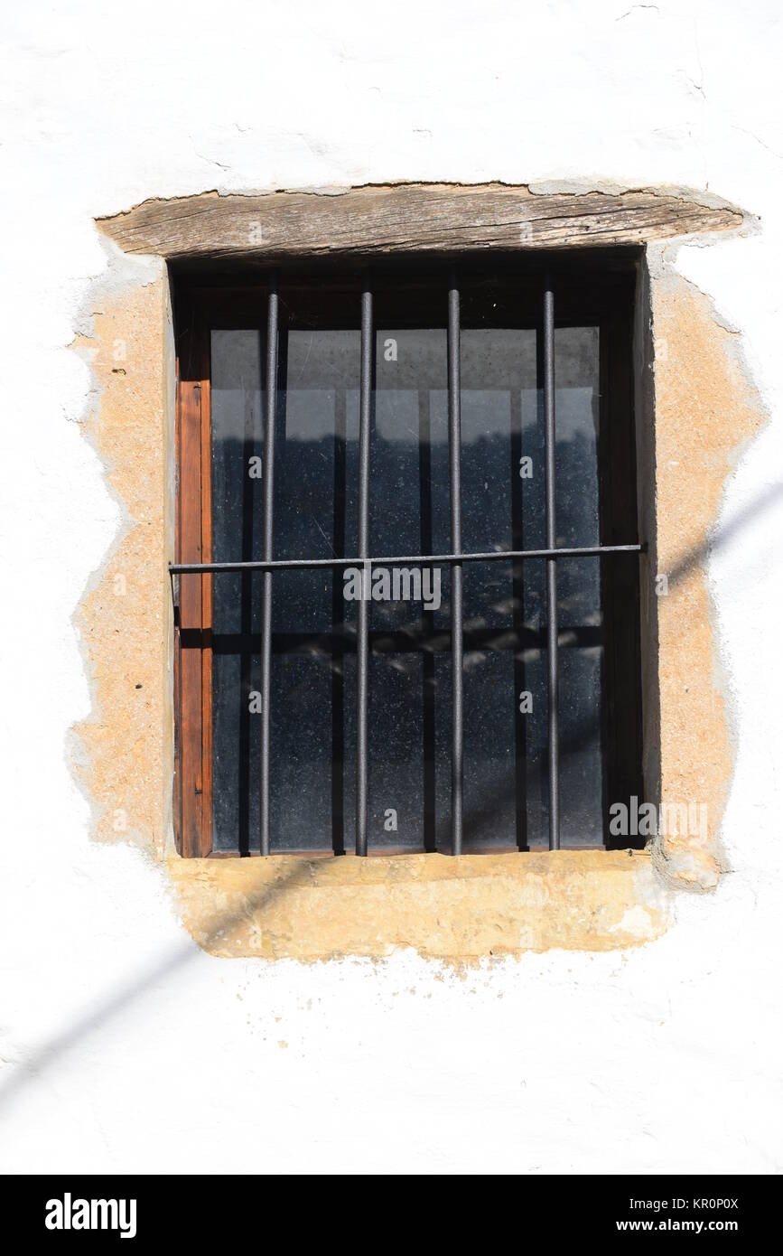 spain,olleta,navarre,house facades - Stock Image