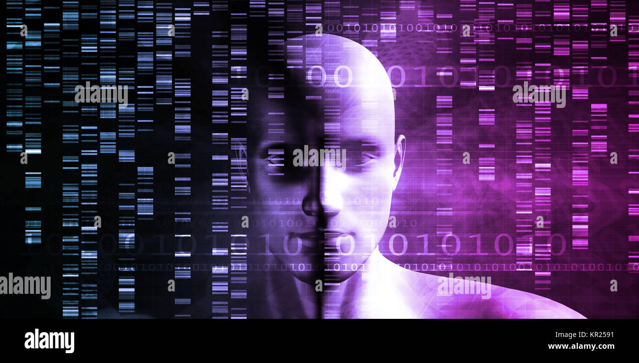 Genetic Modification - Stock Image