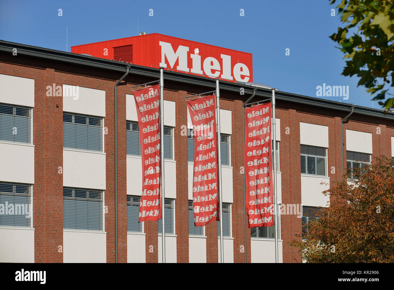 Miele Head Office Carl Miele Street G Tersloh North Stock